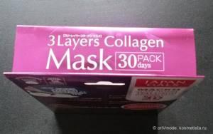 Коллагеновые маски: классификация, в чем разница между тканевыми и золотыми, существуют ли 3d