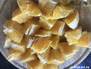 Крыжовник с апельсином – как приготовить витаминное сырое варенье?