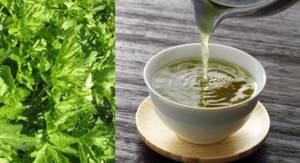 Настойка петрушки: 2 рецепта приготовления