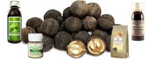 Черный орех: какие полезные свойства он скрывает и есть ли противопоказания к применению