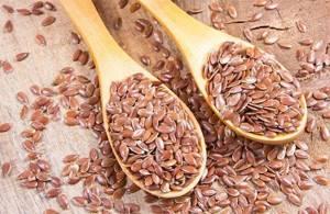 Клетчатка из семян льна: польза и вред
