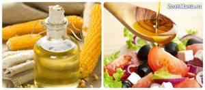 Кукурузное масло в косметологии и народной медицине