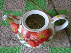 Чай из веток вишни – полезный ароматный напиток