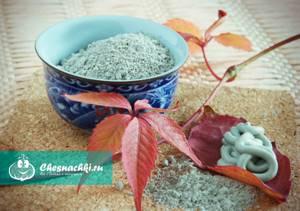 Голубая глина – лечение в домашних условиях и рецепты красоты
