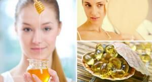 Рыбий жир для лица — рецепты масок для молодости и красоты