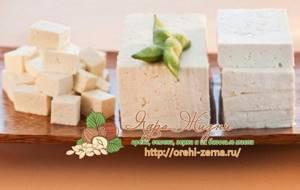 Сыр тофу - все о пользе и применении соевого творога
