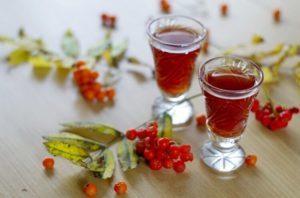 Рябиновая настойка – как самостоятельно приготовить ароматный напиток