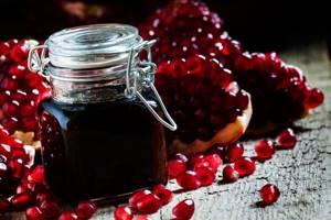 Соус с кинзой – сметанный, чесночный и с гранатовым соком