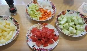 Рагу из кабачков: варианты приготовления