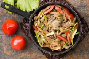 Вешенки – рецепты приготовления закусок, заготовок, первых и вторых блюд